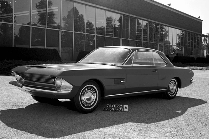 Ford Mustang 1962